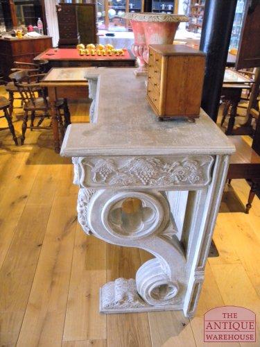 antieke italiaanse side tafel