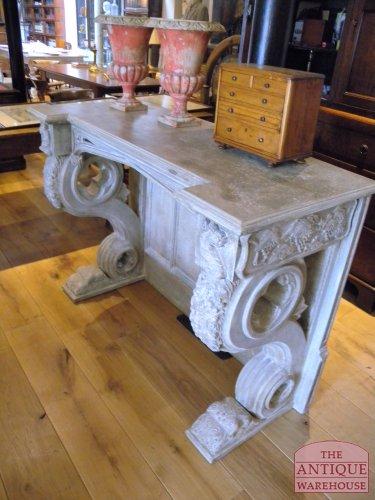 side table antiek