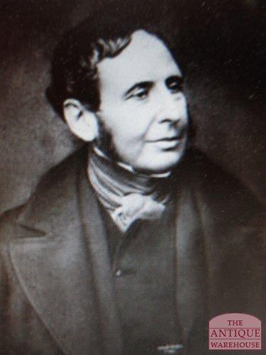 Robert Fitz Roy, 1805 - 1865