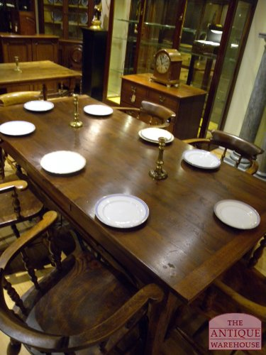 antiek Franse tafel
