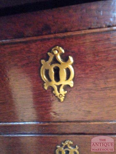 antiek 18 de eeuws secretaire