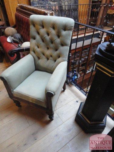 antieke fauteuil