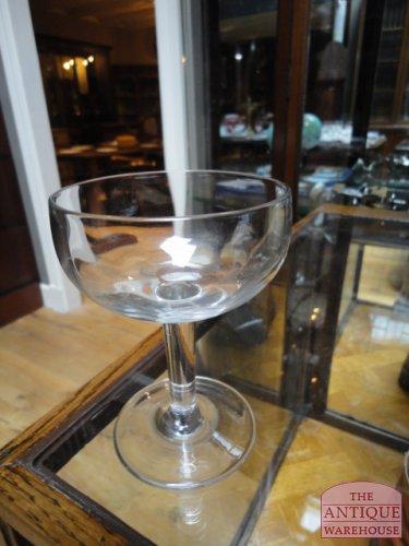 antiek cocktailglas