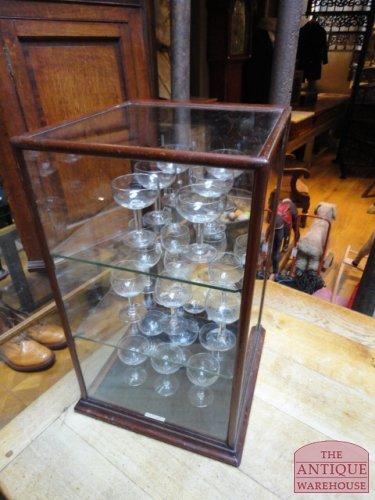 divers antiek glaswerk
