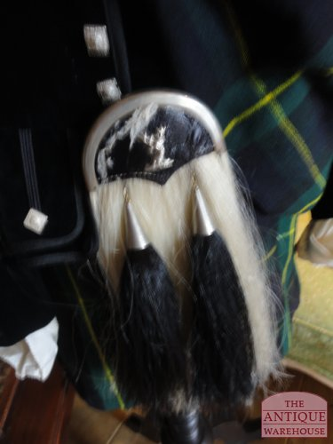 Antiek Schots kinder uniform