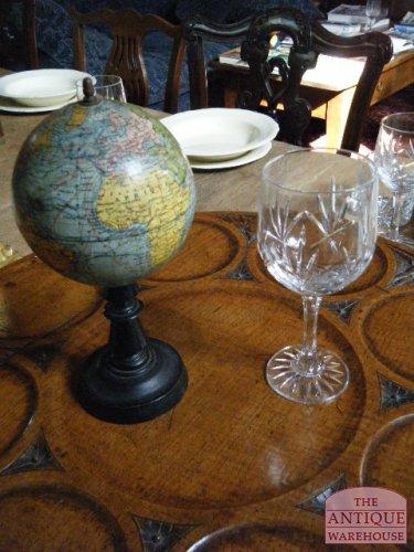 antieke Franse globe