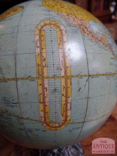 antiek annelema globe