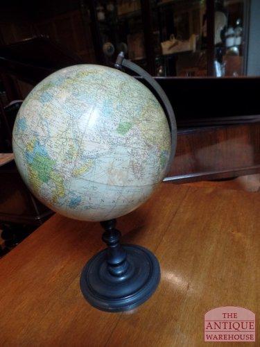 antieke globe