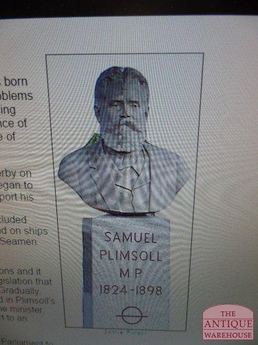 Samuel Plimsoll 1824  -  1898