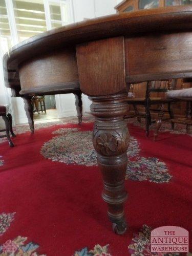 Engelse antieke tafel