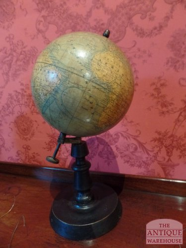 Franse Globe terrestre j. Forest