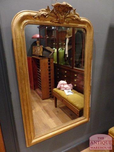 antieke Spiegel negentiende eeuws