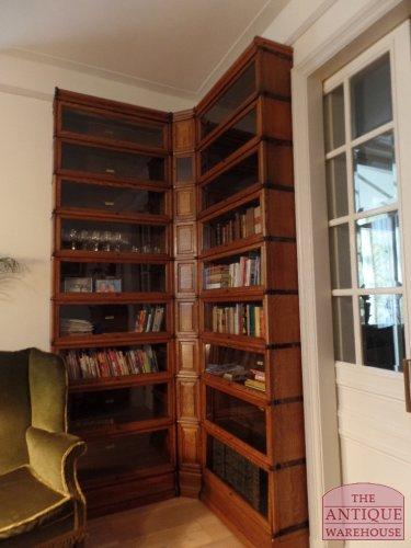 Globe Wernicke  stackeble bookcase