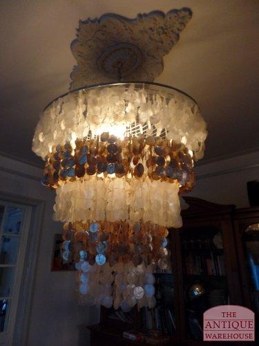 vintage Italiaanse lamp