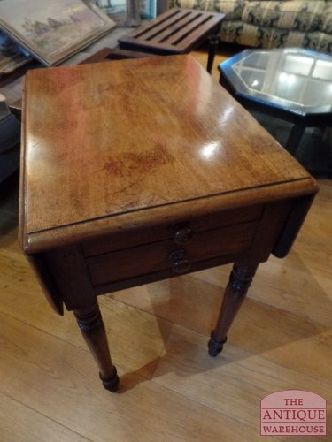 antique small pembroke table